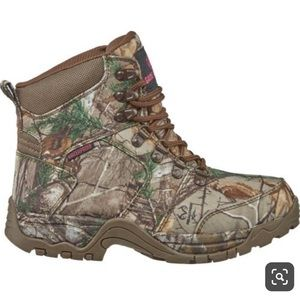Youth Realtree Gamewinner Boots Size 3Y NEW!
